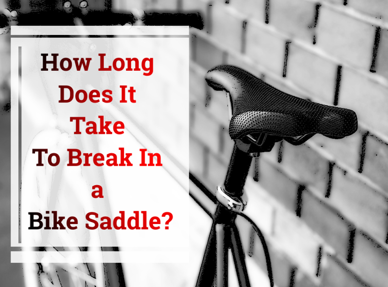 Read more about the article How Long Does It Take To Break In a New Bike Saddle?