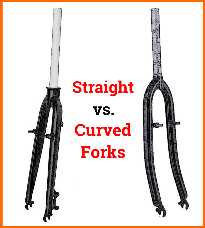 Read more about the article Straight vs. Curved Forks – Pros & Cons Compared (simple illustrations)