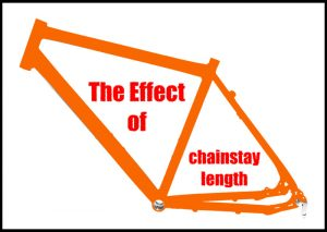 Read more about the article Short vs. Long Chainstays: The Effect Of Chainstay Length on Bike Handling