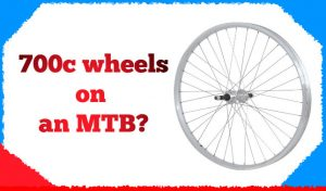 Read more about the article Can You Put 700c Wheels On a Mountain Bike?