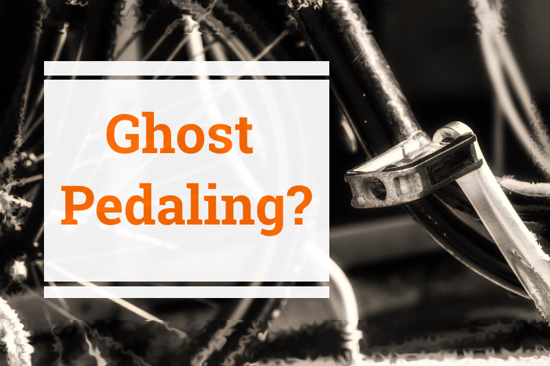 Read more about the article The Pedals Are Spinning When Walking My Bike. (Ghost Pedaling Explained)