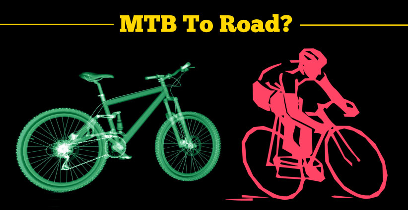 Read more about the article What To Expect When Switching From an MTB to a Road Bike?