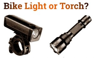 Read more about the article Bike Light or Flashlight? What's Best?