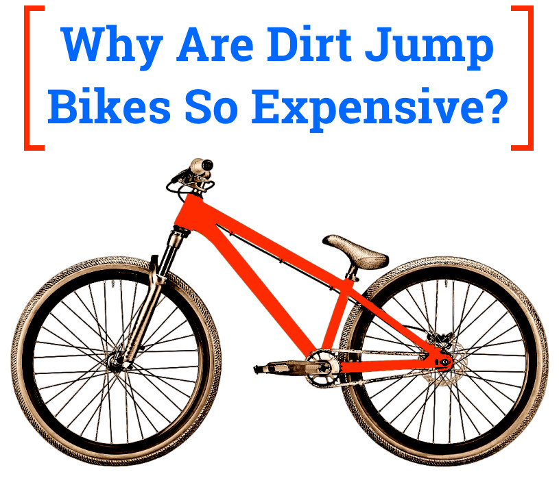 Read more about the article Why Are Dirt Jumpers So Expensive?