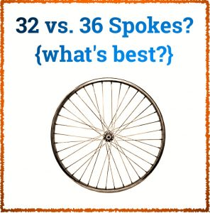 Read more about the article 32 vs. 36 Spokes (What's Best For Touring, Mountain Biking…etc.?)