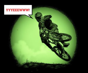 Read more about the article Why Do Mountain Bikers Say Yew?