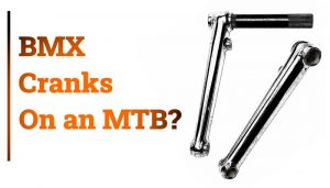 Read more about the article Can You Put BMX Cranks On a Mountain Bike?