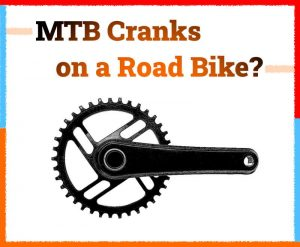 Read more about the article Can You Put an MTB Crankset On a Road Bike?
