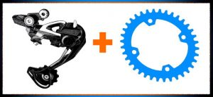 Read more about the article Oval Chainring With a Clutch Derailleur – Good or Not?