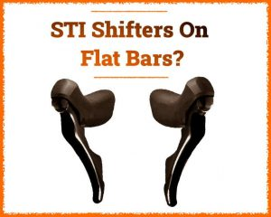 Read more about the article Can I Put STI Shifters On Flat Bars?