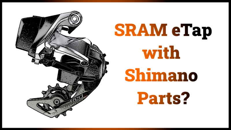 Read more about the article Can You Use SRAM eTap with Shimano?