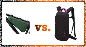 Read more about the article Frame Bag vs. Backpack