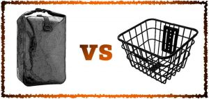 Read more about the article Panniers vs. Baskets (Bike Commuting Basics)