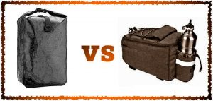 Read more about the article Panniers vs. Trunk Bag (Bike Commuting Basics)