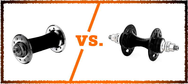 Read more about the article Track vs. Road Hubs