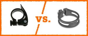 Read more about the article Quick-release vs Bolt-on Seat Post Binder/Clamp (Pros & Cons Compared)
