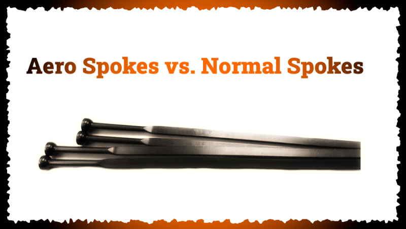 Read more about the article Aero Spokes vs. Normal Spokes (Full Comparison)