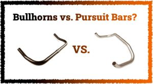 Read more about the article Bullhorns vs. Pursuit Bars (Pro & Cons Compared)