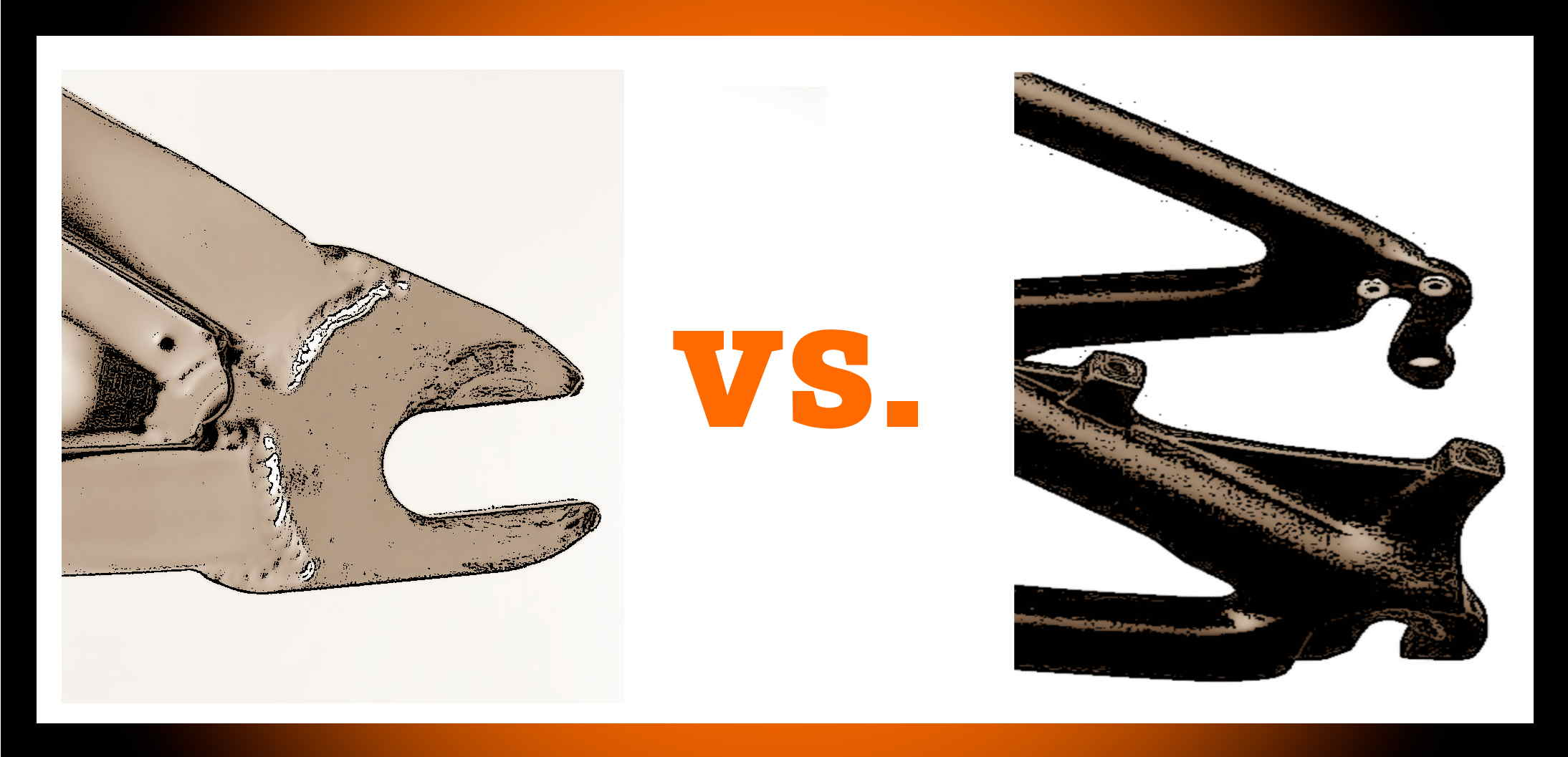 Read more about the article Horizontal vs. Vertical Dropouts (Full Comparison)