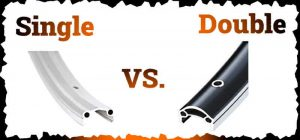 Read more about the article Single Wall vs. Double Wall Rims (MTB, BMX…etc.)