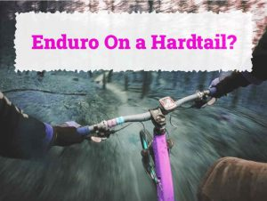Read more about the article Can You Ride Enduro on a Hardtail?